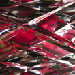 Cristal glass abstract — Stock Photo