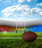 Penalty du rugby à xv — Photo