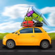 Travel on road — Stock Photo #4946559