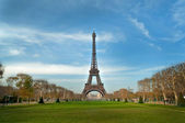 Torre eiffel - paris — Foto Stock