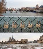 Paris landmark — Stock Photo