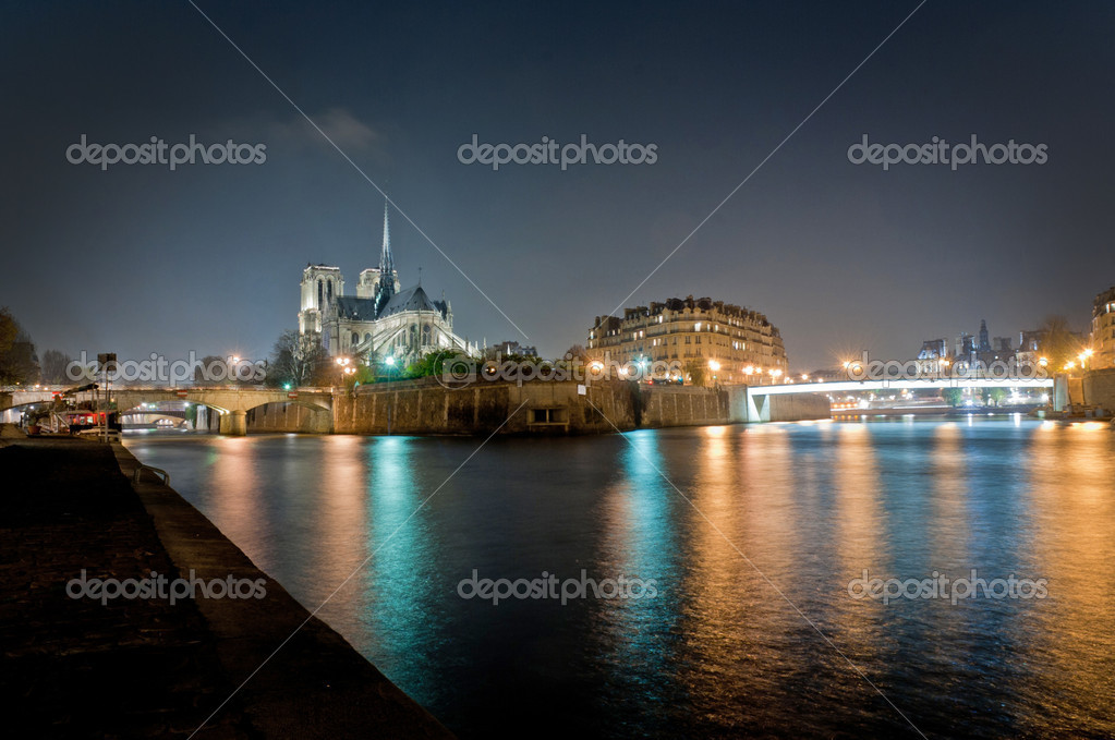 Paris - France — Stock Photo #4405799