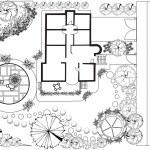 Landscape Plan — Stock Vector #5308814