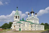 Troitsy Zhivonachalnoj church on Parusinke — Stock Photo