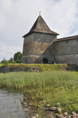 "Gosudareva"" a tower. A fortress the Nutlet — Stock Photo"