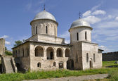 Uspensky cathedral of the Ivangorod fortress. — Stock Photo