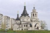 Piously-Tihonovsky church in Kostroma. — Stock Photo