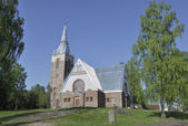 Kirha Rajsjalja. Karelian isthmus — Stock Photo