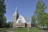 Kirha Rajsjalja. Karelian isthmus — Stock Photo