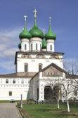 Vvedensky a cathedral in the Tolgsky monastery. — Stock Photo
