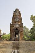 Ancient Buddhist temple — Stock Photo