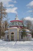 Arbour chirriante (chino) en tsarskoje selo. — Foto de Stock