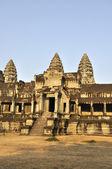 Entrada no IVA de angkor, de um lado leste. — Fotografia Stock