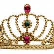 Gold crown — Stock Photo #4204459