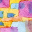Abstract watercolor hand painted background — Stock Photo #4205407