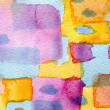 Abstract watercolor hand painted background — Stock Photo #4205425