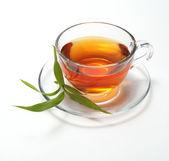 Taza con té — Foto de Stock