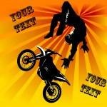 Moto show — Stock Vector #5294377