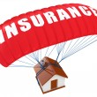 Home Insurance concept — Stock Photo #5107835
