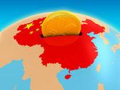 China investment — Stock Photo