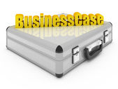 Business case — Stock Photo
