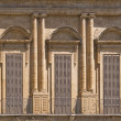 Classicist building facade - Stock Photo