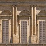 Classicist building facade — Stock Photo