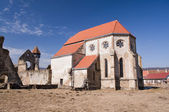 Church and monastery — Stock Photo