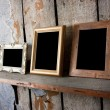Picture frames — Stock Photo #4208830