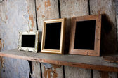 Picture frames — Stockfoto