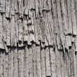 Old wood roof - Stock Photo