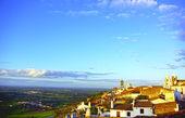 Monsaraz, antico borgo. — Foto Stock