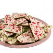 Cookies and candy isolated — Stock Photo