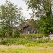Old Ruined Barn — Stock Photo #4665972