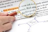 Risk management — Stock Photo
