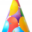 Birthday party hat — Stock Photo #4274160