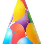 Birthday party hat — Stock Photo