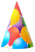 Birthday party hat — Stock Photo