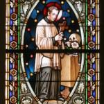 Saint Aloysius — Stock Photo