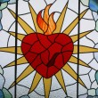 Sacred Heart of Jesus - Stock Photo