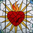 Sacred Heart of Jesus — Stock Photo #4923877