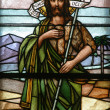 Saint John the Baptist — Stock Photo