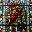 Stock Photo: Saint Michael archangel