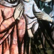 Holy Family - Stockfoto