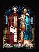 Saints Cyril and Methodius — Stock Photo