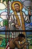 Saint Francis Xavier — Stock Photo