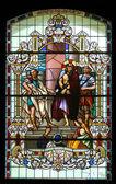 Bičování krista — Stock fotografie