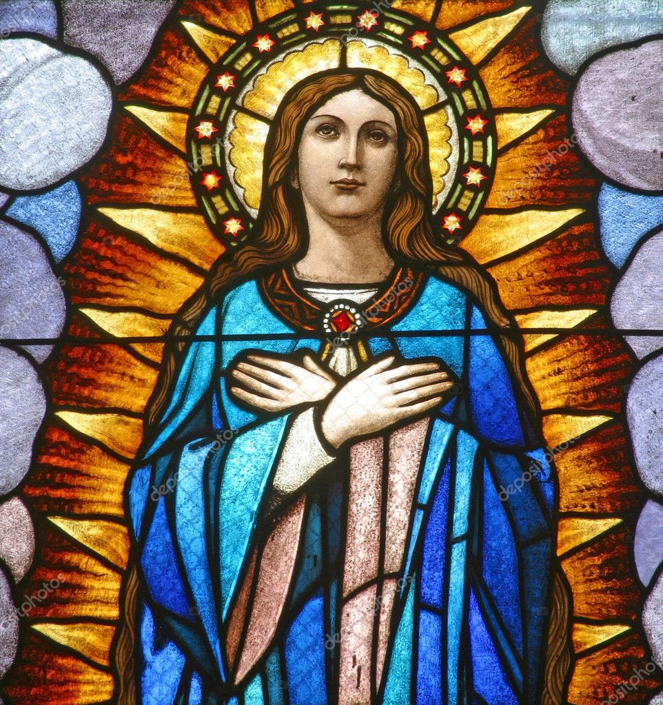 Assumption Of The Blessed Virgin Mary - Glorious Mysteries Of The