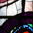 Church window — Stockfoto
