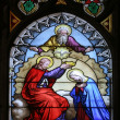 The Coronation of the Blessed Virgin Mary — Stock Photo